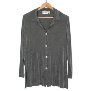 Private Edition BY Chico's Travel Knit Top